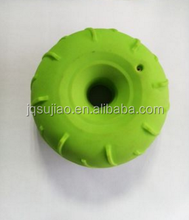 small PVC inflatable tyre 12cm 80g used for plastic toy car for children