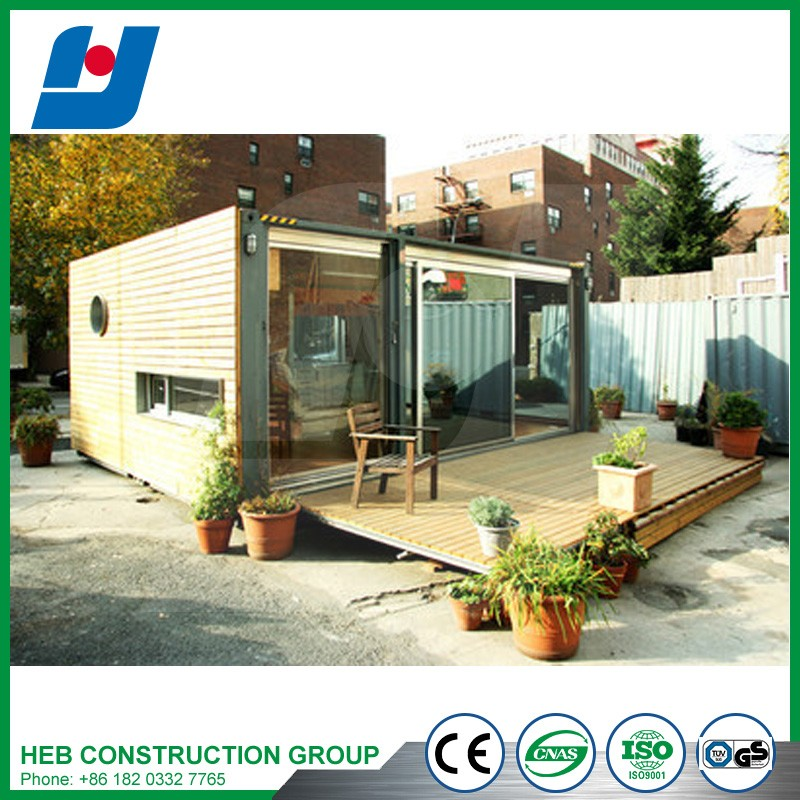 Hydraulic prefab Container House design