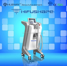 New Hot Product Ultrashape HIFU Lifting Slimming Nubway HIFUSHAPE For Body Shaping