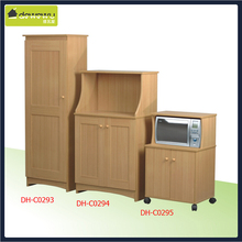 Modern design hom furniture moveable balcony storage cabinet
