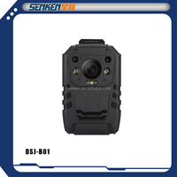 Senken CCTV Security waterproof police use body worn digital Camera