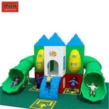 Commercial Kids Plastic Indoor Playground