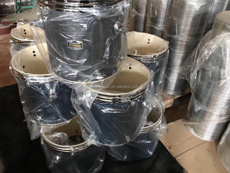 Sıcak satış profesyonel PVC davul seti