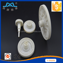 High strength customized plastic gears for toys, small plastic wheel gears