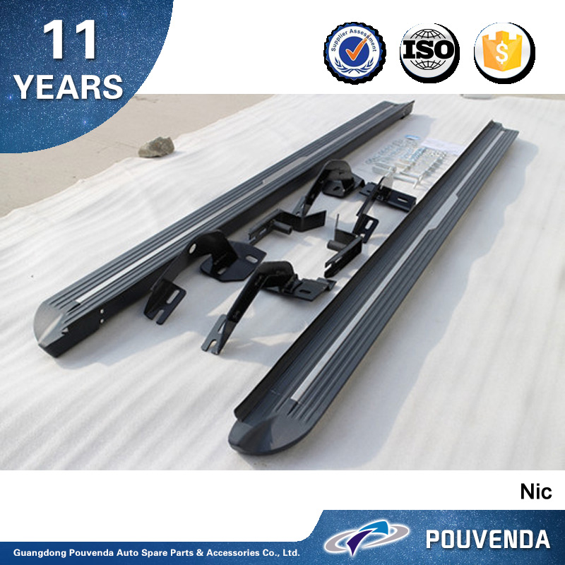 A Style Aluminum Alloy Side Step For Ford Explorer 2016 running board Footrest step Bar Auto accessories
