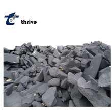 Carbon anode scrap Bulk Price for Turkey Industry with High Compressive Strength