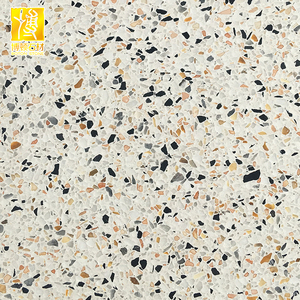 Multi-color Cement Terrazzo Floor Tile Grinding Pricing