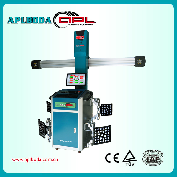 China wholesale lawrence 3d wheel alignment