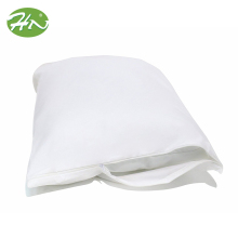 Cotton Type Pure White 100% Mulberry Pilow Cover Pillow Case