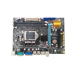 Made In China Types Of Computer Motherboard 1156 Support i3,i5,i7 Processor main board