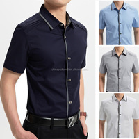 2016 Latest designs for wholesale mens dress shirts