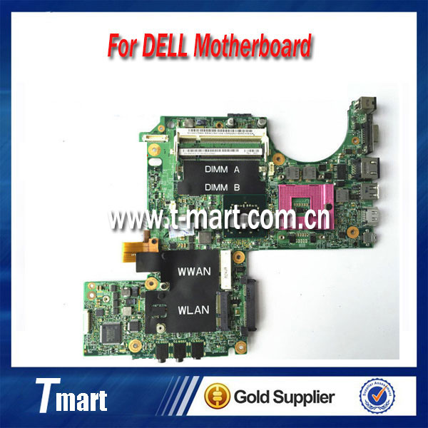 Original laptop motherboard for Dell XPS M1330 motherboard CN-0X635D DDR2 Intergrated Fully tested