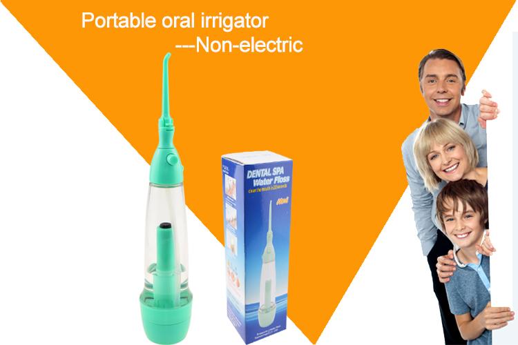 Draagbare mondhygiëne power bleken tandheelkundige monddouche
