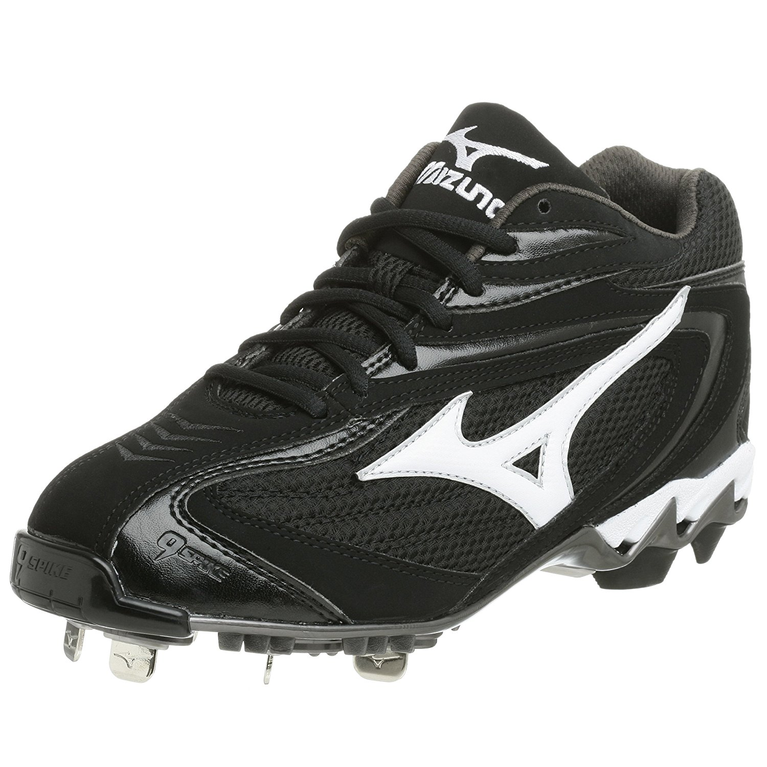 1838575ea Buy Mizuno Mens 9-Spike Lite Vapor Mid G3 Cleat in Cheap Price on ...