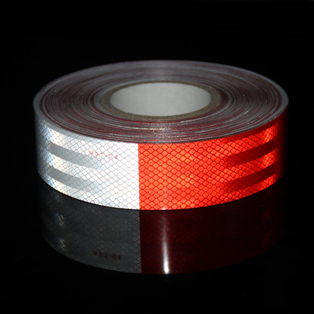 New Economic Grade Reflective Tape//Vinyl 100mm x 45.7m