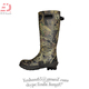 High Camo Hunting Rubber Rain Boots Mud Shoes