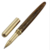 2019 Wood pen Eco pen high quality wood roller pens with gold parts