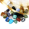 Wholesale 25 pieces/box mixed natural rock quartz minerals tumbled stone,healing crystal rock products for sale