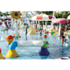 kids water house design indoor water park equipment children water games design