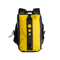 2018 hot sale new design waterproof backpack for outdoor sports, watersports