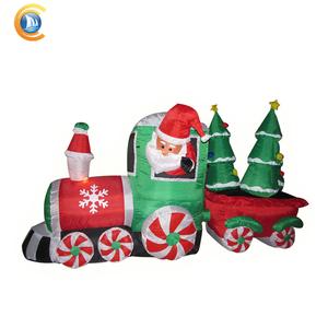Inflatable Train Christmas Wholesale Train Christmas Suppliers