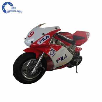 Factory Price Super 49cc Pocket Bike With Electric Start Buy