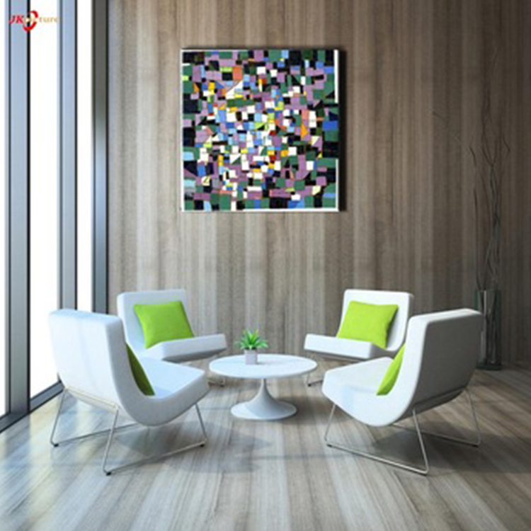 LED Canvas Picture Restaurant Bedroom Bedside  Modern Abstract Canvas Light Up Wall Art