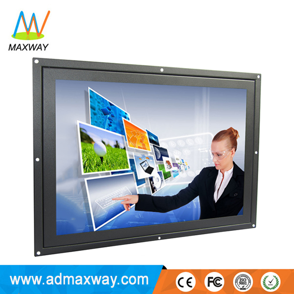 15 inch 4:3 player screen video monitor 1024*768 4:3 for interactive advertising