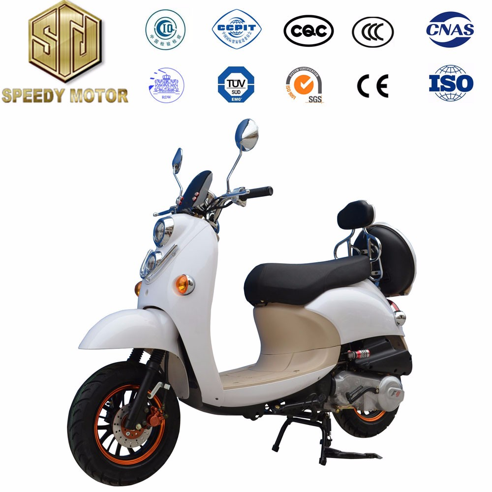 2017 Suitable price powerful adult petrol vespa 150cc scooters cheap sale