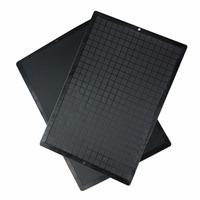 Cheap A4 plastic PP frame black writing chalkboard drawing board