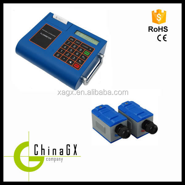 2015 best sell intelligent ultrasonic flow meter body