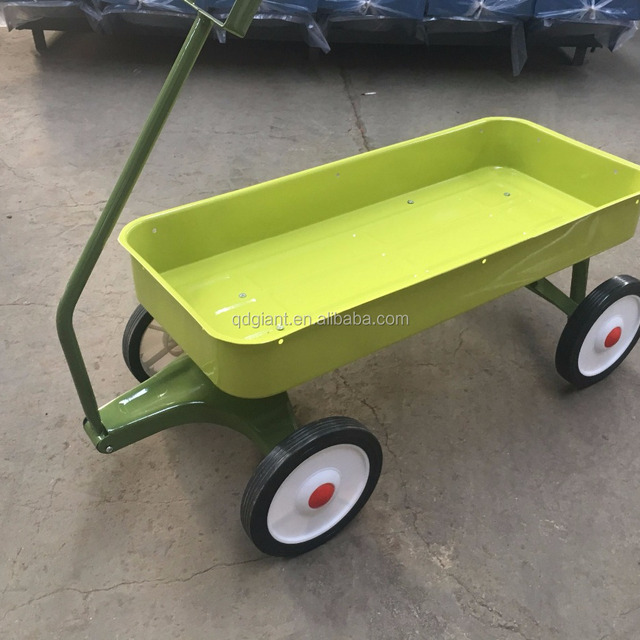 Wholesale Kids Metal Garden Wagons Lowes TC1817