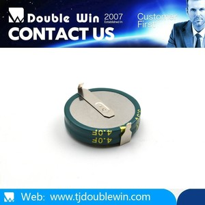 Double Layer Capacitor 5.5V 1.5F Super Capacitor of Graphene