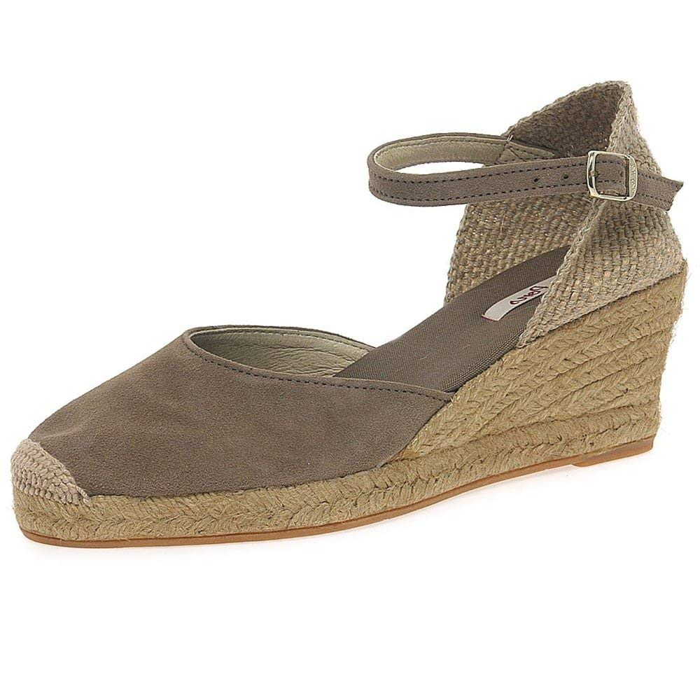 a43844a81a5 Get Quotations · Toni Pons Lloret Ladies Wedge Heeled Espadrilles
