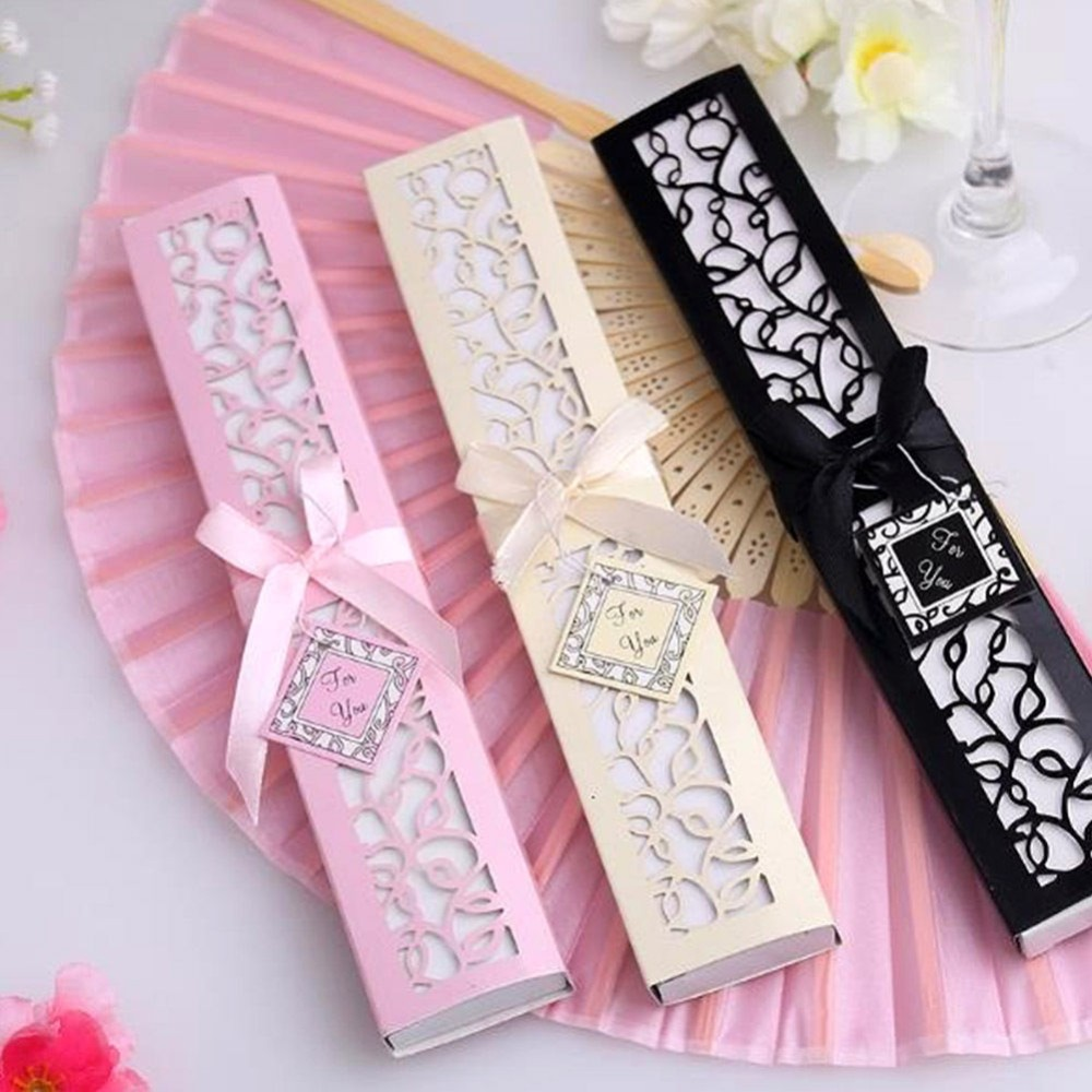 Silk Fan Wedding Gift Box, Silk Fan Wedding Gift Box Suppliers and ...