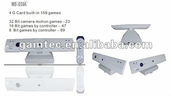 iMove motion game console with 159games inside with 4G card