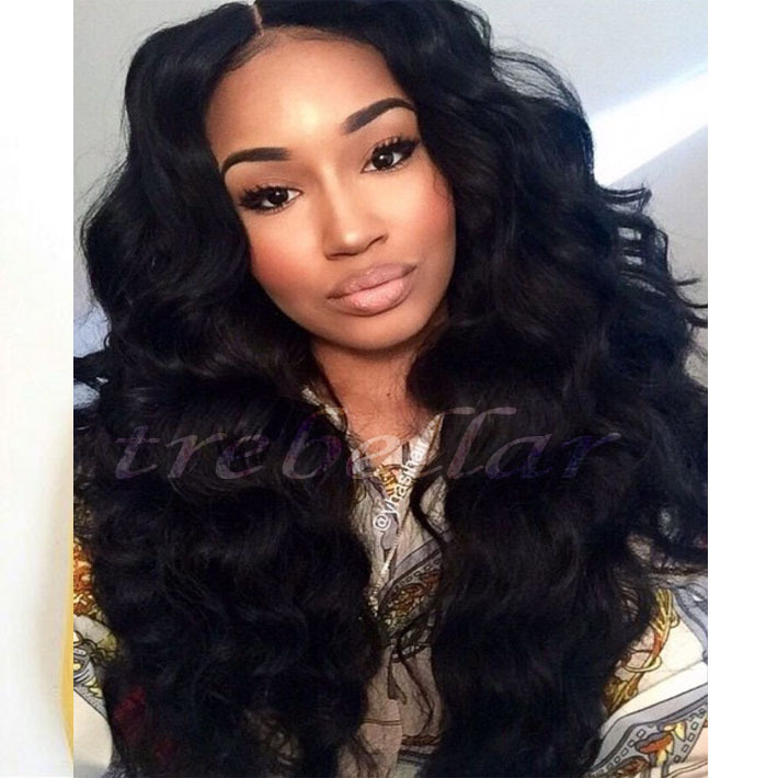 Peachy Wavy Weave Hairstyles With Side Part Imagesgratisylegal Hairstyles For Women Draintrainus