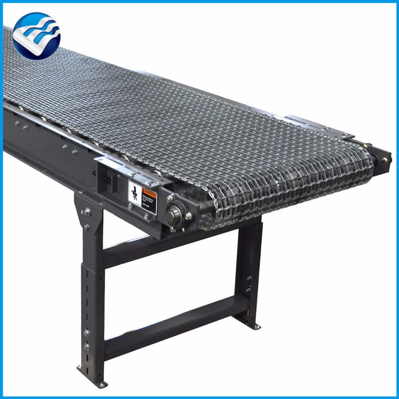 New type screw conveyor for scraped materials