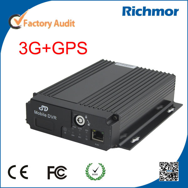 Oem 4CH 3g 4g mini DVR for vehicle security