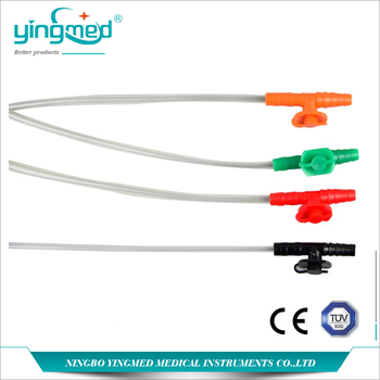 High Quality Suction Catheter Types Colour Codes With Ceiso