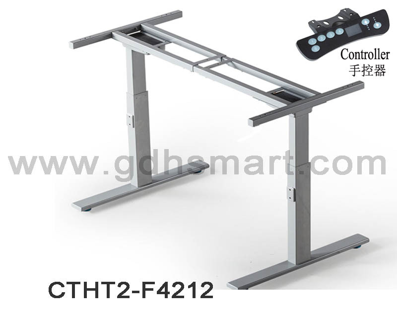 Drafting Table With Button Adjustable Height Control Panel U0026 Custom Office  Table Operating Standing Roll Top