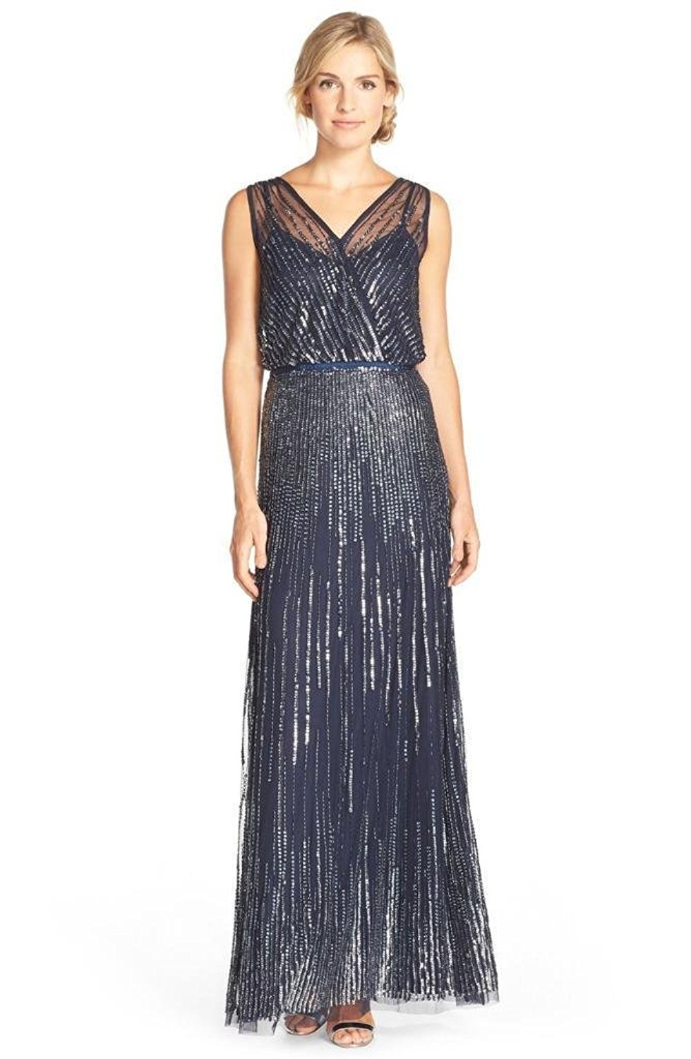 Cheap Adrianna Papell Gown, find Adrianna Papell Gown deals on line ...