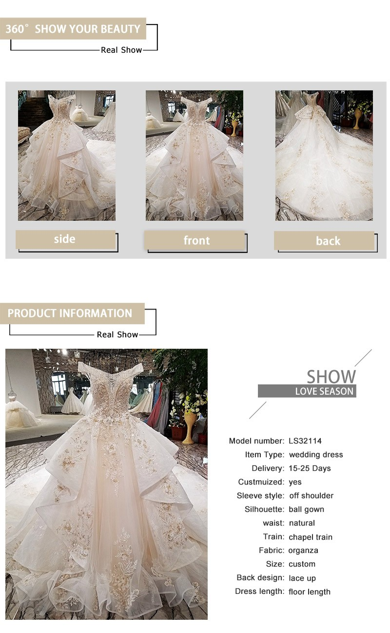 Ls32114 Muslim Wedding Gown Lehenga Muslim Bridal Off Shoulder Ball Lace Lace Open Back Wedding Dress Buy Lace Lace Open Back Wedding Dress Muslim Wedding Gown Lehenga Muslim Bridal Off Shoulder Ball Wedding,Dior Wedding Dress 2020 Price