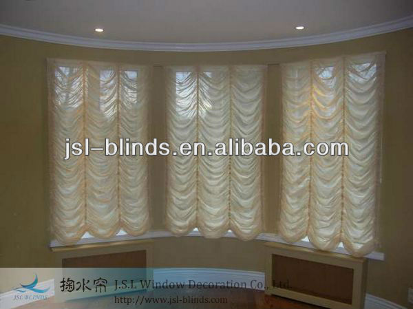 China Austrian Puff Curtains Manufacturers And Suppliers On Alibaba