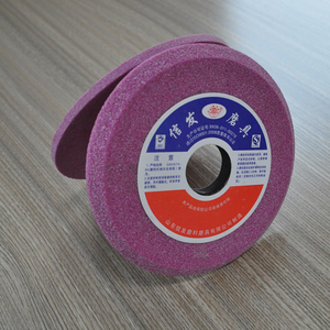 High Quality C face saw gumming grinding wheel