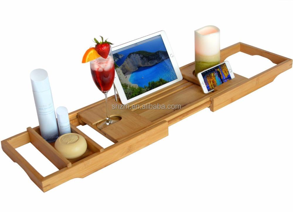 Fabricant bambou pont de bain bambou douche baignoire for Fabricant baignoire