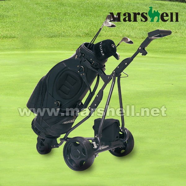 2017 New Electric Golf Trolley Wheel with CE certificate DG12150-1