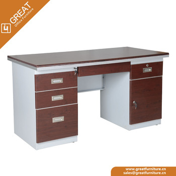 Manufactor Direct Ing Diffe Types Computer Desk Office Table With Good Prices