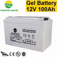 cheap deep cycle gel 12V 100AH battery prices in pakistan