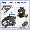 GOGO electric Door Lock Actuator OEM 4B0839015G,4B0 839 015G